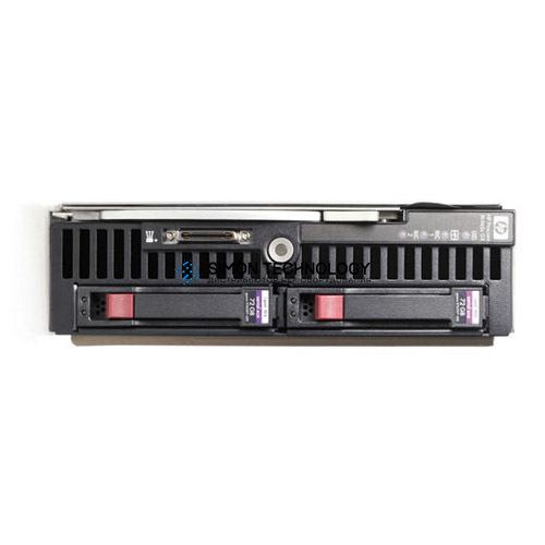 Сервер HP BL465 G5 2356 2.3GHz Quad Core 2GB Blade Server (445105-B21)