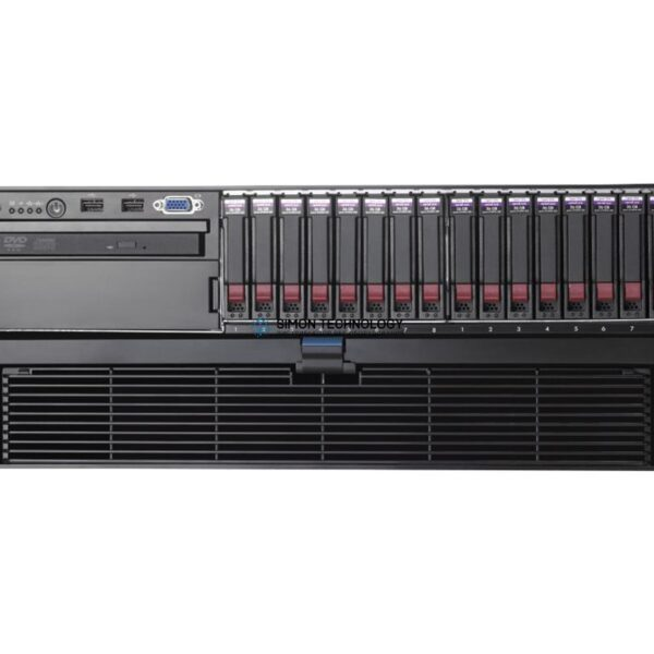Сервер HP DL580 G5 highly serviceable rack chassis (452291-B21)