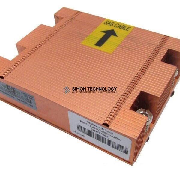 Радиатор HP DL160 G5 HEATSINK (457881-001)