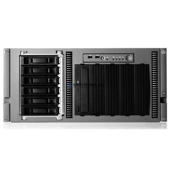 Сервер HP ML350 G5 E5420 2.50GHZ QC SAS LFF RACK SVR (458240-421)