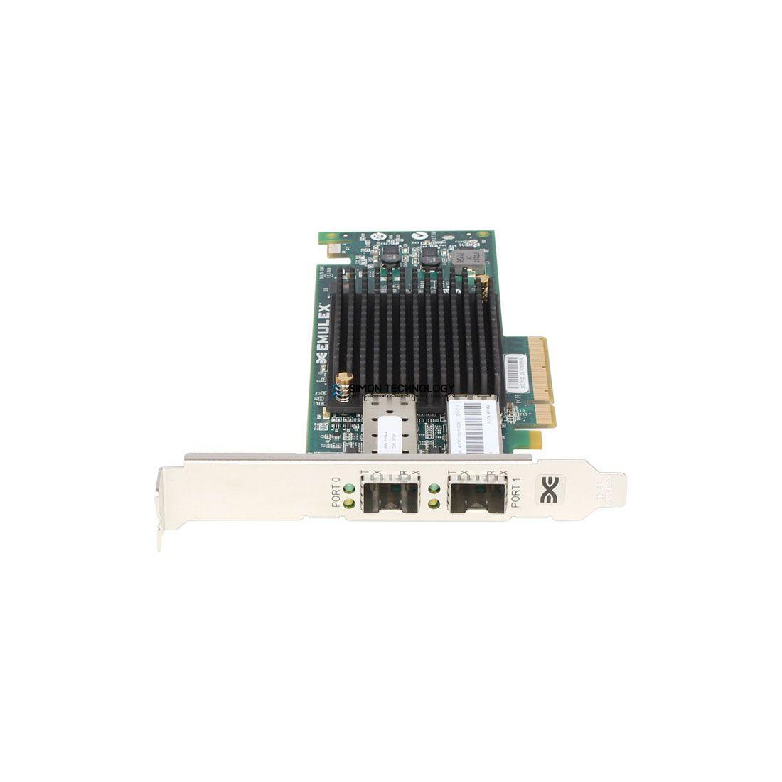 Контроллер IBM 10GB ETHERNET VIRTUAL FABRIC ADAPTER II - HIGH PROFILE (49Y7951-HP)