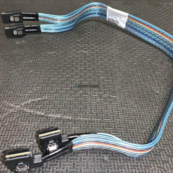 Кабели HP HP DL380 G8 SSF RIBBON MINI-SAS STORAGE 23-INCH CABLE (4N5D9-01)