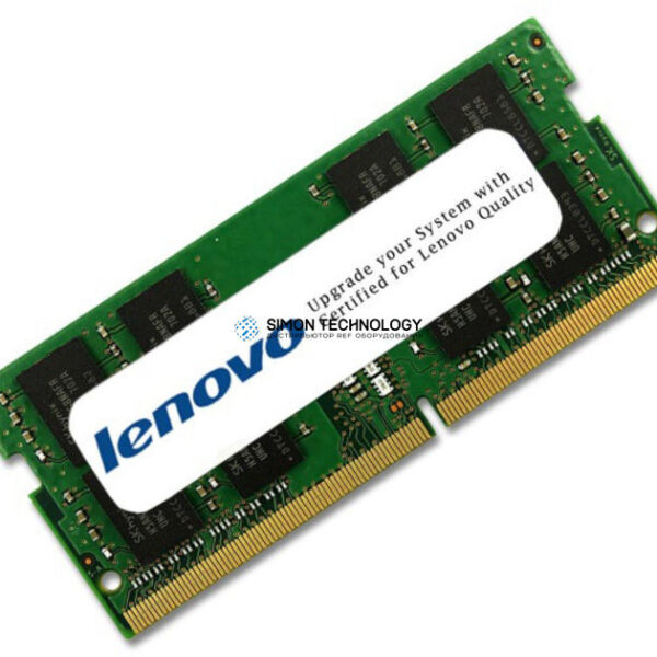 Оперативная память Lenovo Lenovo 8GB DDR4 2400MHz SoDIMM Memory (4X70M60574)