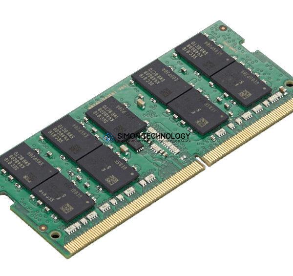 Оперативная память Lenovo Lenovo 16GB DDR4 2666MHz SoDIMM Memory (4X70W22201)