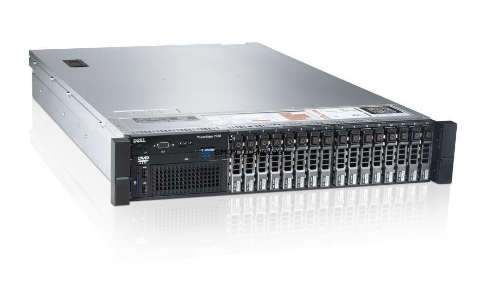 """Сервер Dell R720 CTO 2,5"""" 16 x SFF (5""""-16BAY)"""