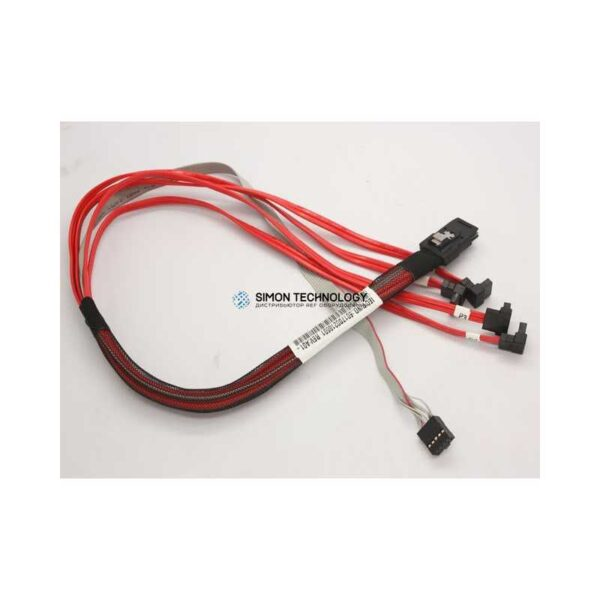 Кабели HP HP DL320 G6 SATA POWER/DATA CABLE ASSEMBLY (538872-002)