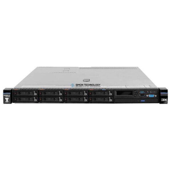 Сервер IBM x3550 M5 No CPU No memory (5463-CTO)