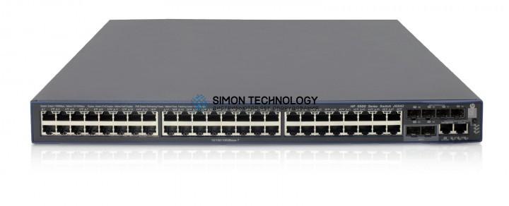 Коммутаторы HP HP Switch 48x 1Gbit 4x SFP 2x SFP+ - (5500-48G-4SFP HI)