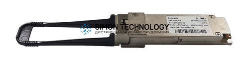 Трансивер SFP Brocade BROCADE 40 GBASE SR4 QSFP MODULE (57-10000128-01)
