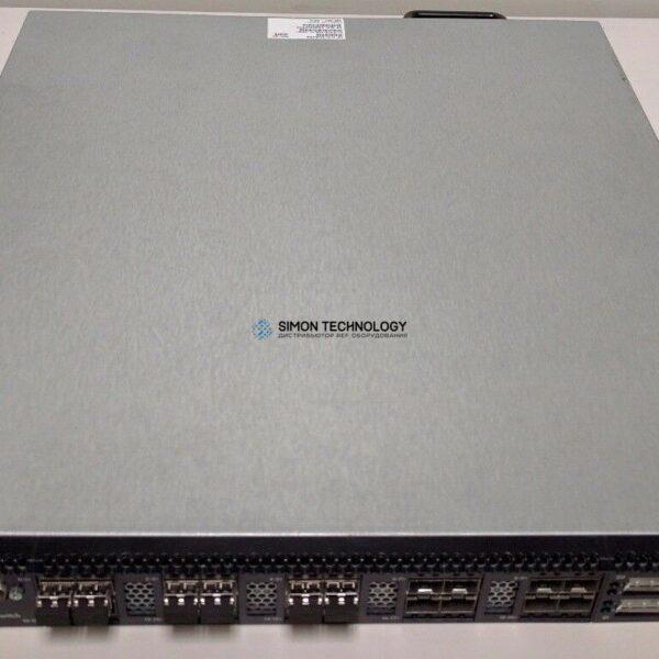 Коммутаторы HPE HPE SWITCH 24-10GbE FC 8P 8GB BASE (571874-002)