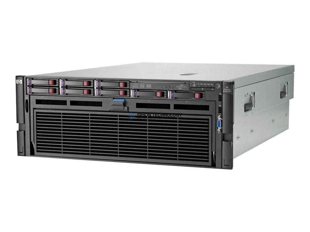 Сервер HP DL580 X7550 4P 64Gb P410/1GB 4PS (584085-421)