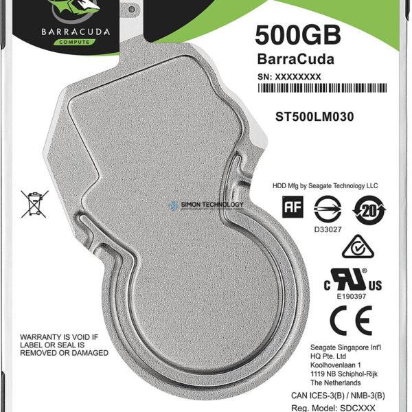 HPI HDD 3.5 500GB Sam g F3 EC0 (588579-002)