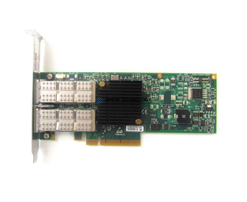 Контроллер HP IB 4X QDR PCI-E G2 DUAL PORT HBA (593412-001-HP)