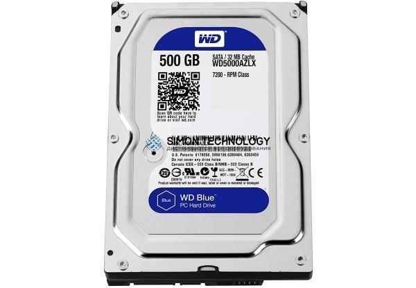 HPI HDD 3.5 500GB WDXL500S EC0 (599687-002)