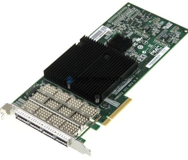 Контроллер NetApp SAS QUAD PORT COPPER HBA (6086-000010)