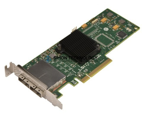 Контроллер HP SC08E 6GB DUAL PORT EXT PCIE SAS HBA - LOW PROFILE BRKT (617824-001-LP)
