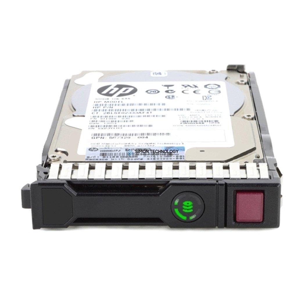 "HPE HPE HDD 300GB 2.5"" 10K SAS 6G DP (618518-001)"