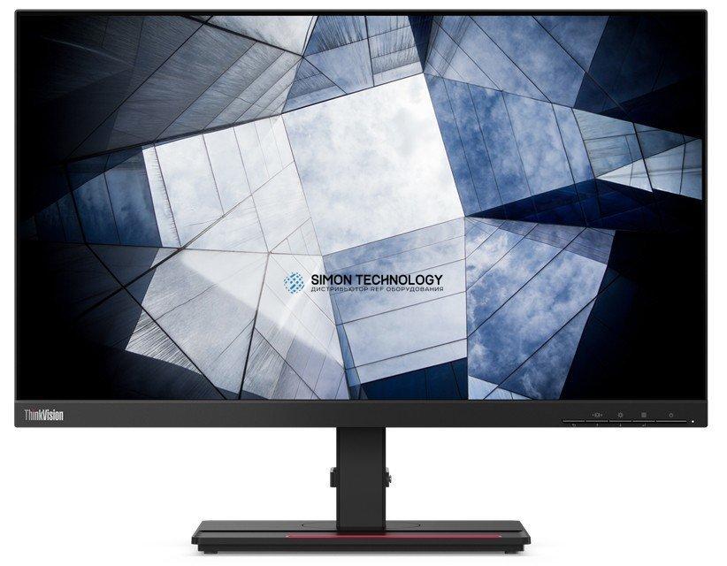 """Монитор Lenovo P24h-20 23.8"""" WQHD 2560X1440 Monitor (61F0GAT1EU)"""