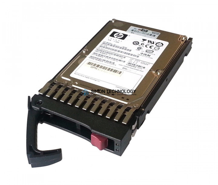 HPE HDD 146GB 15K DC3 F-C (641245-001)