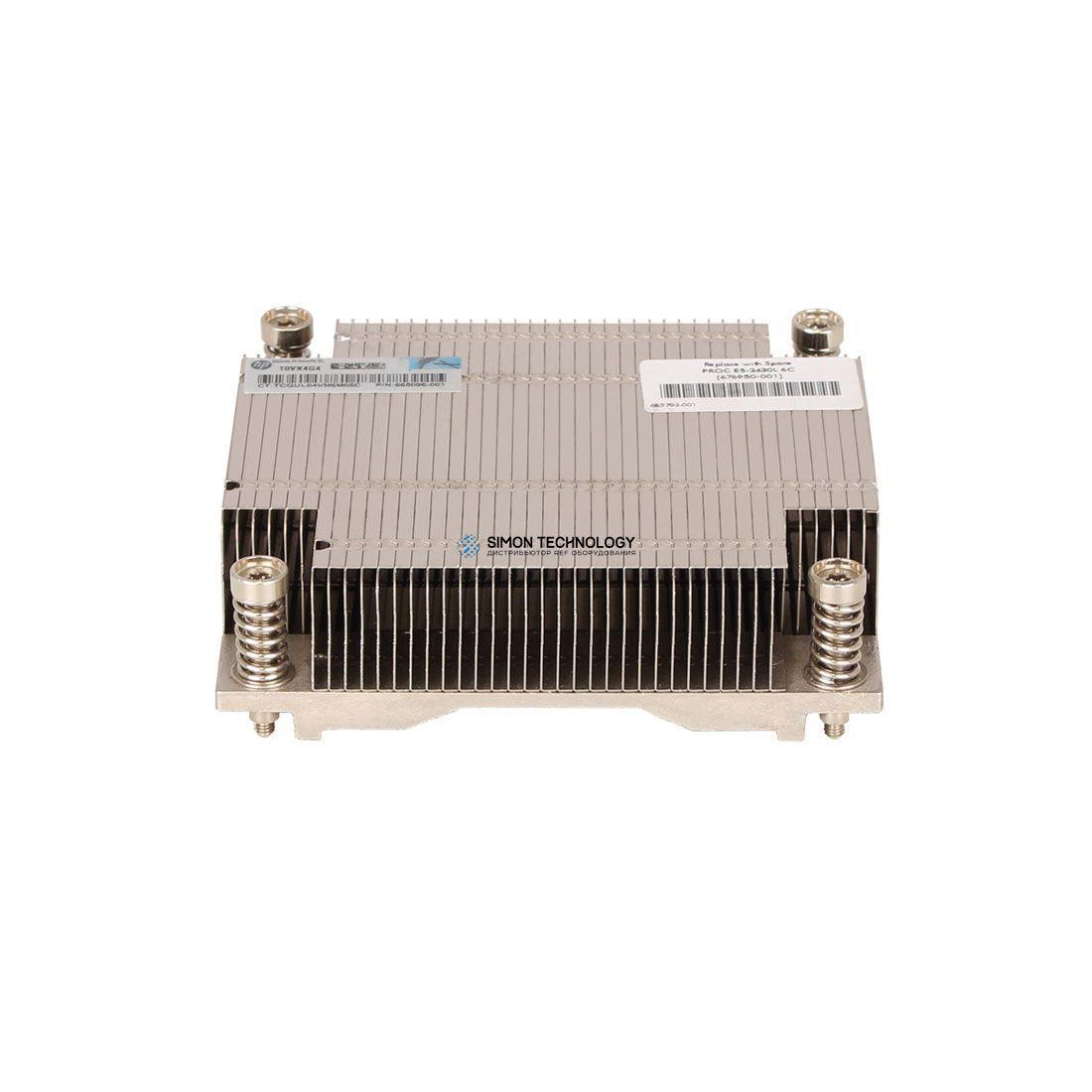 Радиатор HP HEATSINK FOR DL360E G8 (653241-002)