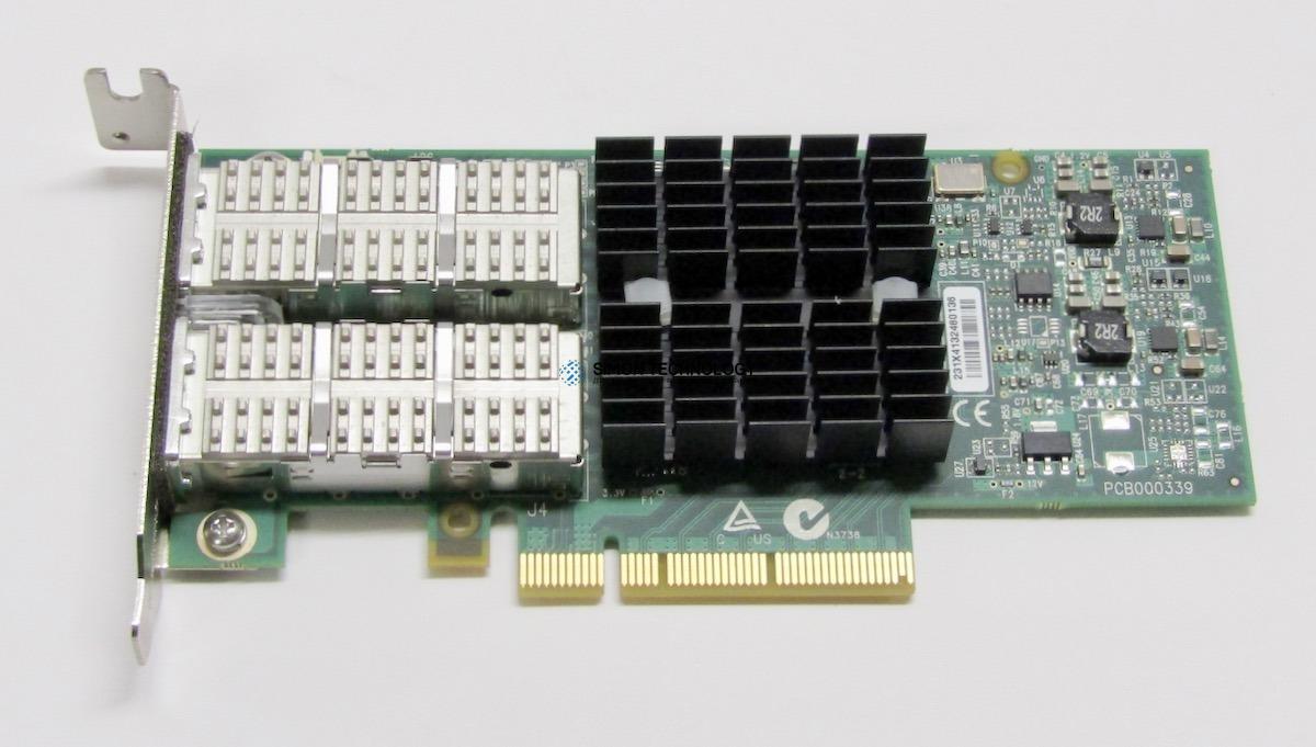 Контроллер HP IB FDR/EN 10/40GB 2P 544QSFP ADAPTER (656089-001-HP)
