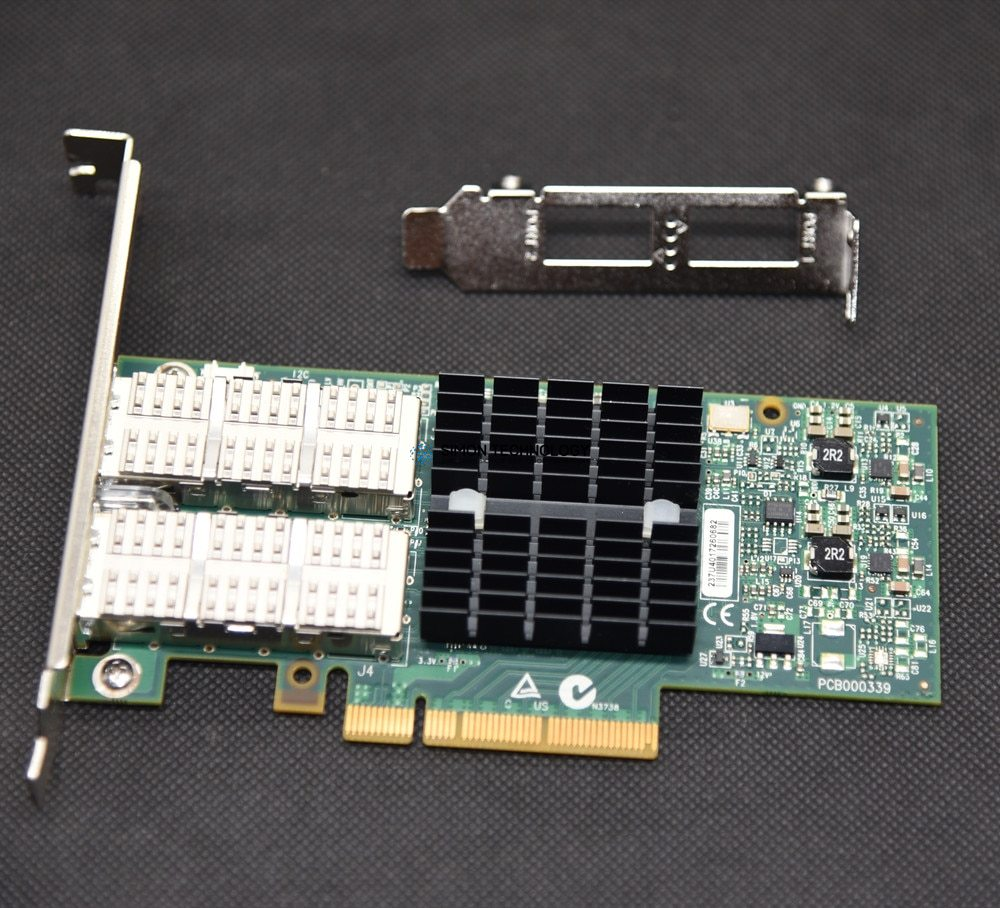 Контроллер HP IB FDR/EN 10/40GB 2P 544QSFP ADAPTER (661685-001-HP)