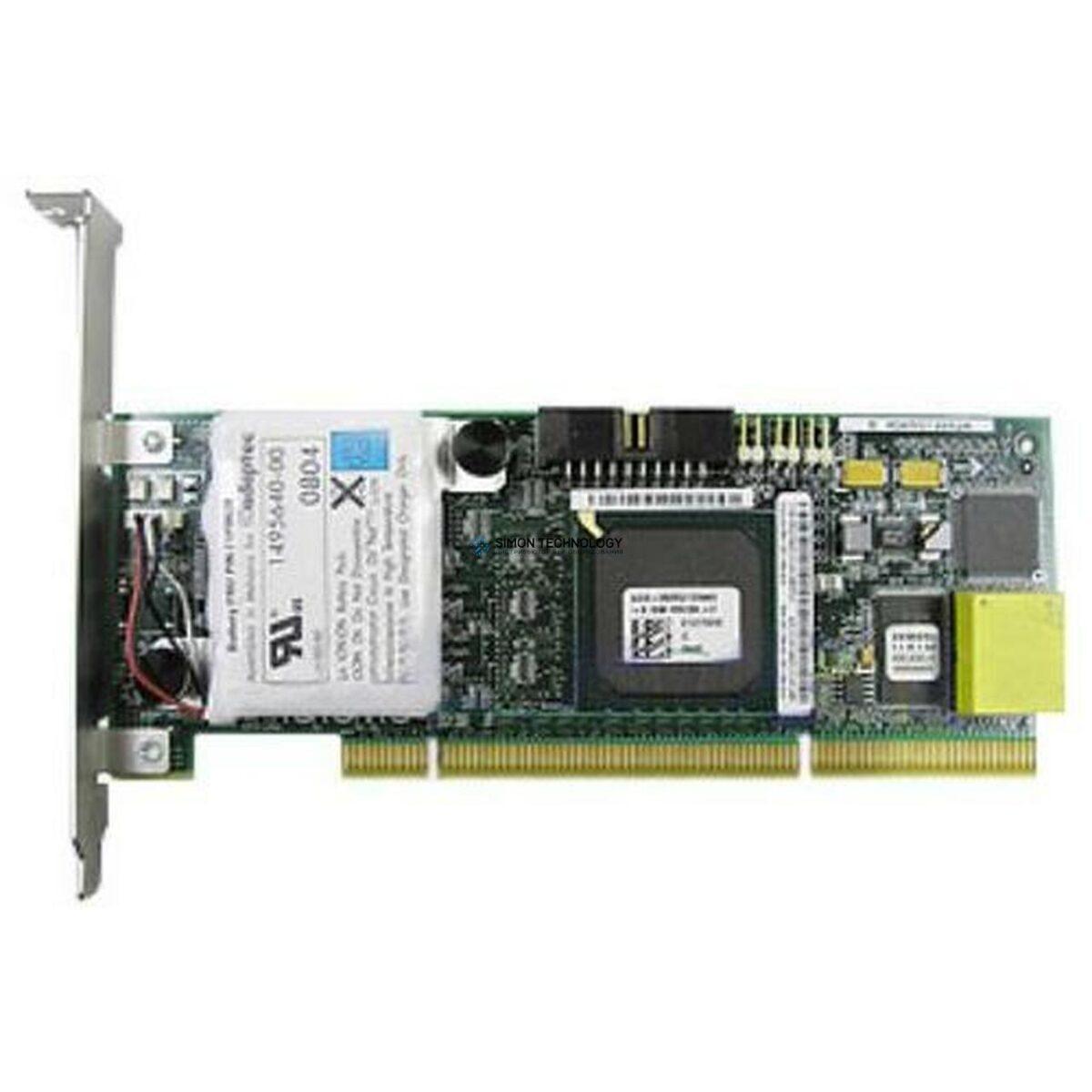 Контроллер RAID IBM NOB SERVERAID 6I 2-CHAN SCSI-U320-LVDSE CTRL - IBM (71P8595-NOB)