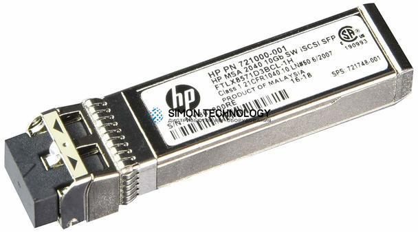 Трансивер SFP HP HP GBIC-Module 10GbE SR SFP+ (721000-001)