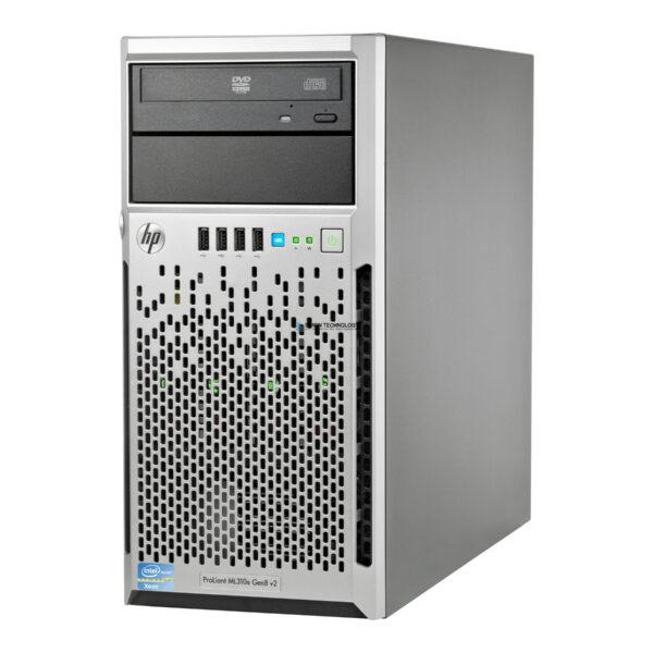 Сервер HP ML310e Gen8 v2 8 SFF CTO (E3-1220v3) (722447-B21)