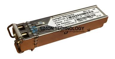 Трансивер SFP Juniper JUNIPER 1.25GBPS 1000BASE-LH 80KM 1550NM LC SFP TRANSCEIVER (740-011784)