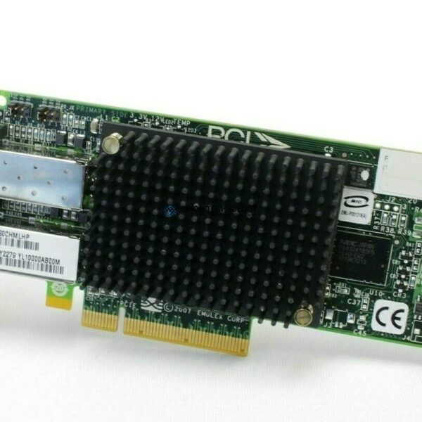 Контроллер IBM EMULEX LPE12002 DUAL PORT 8GB FC HBA (74Y2279)