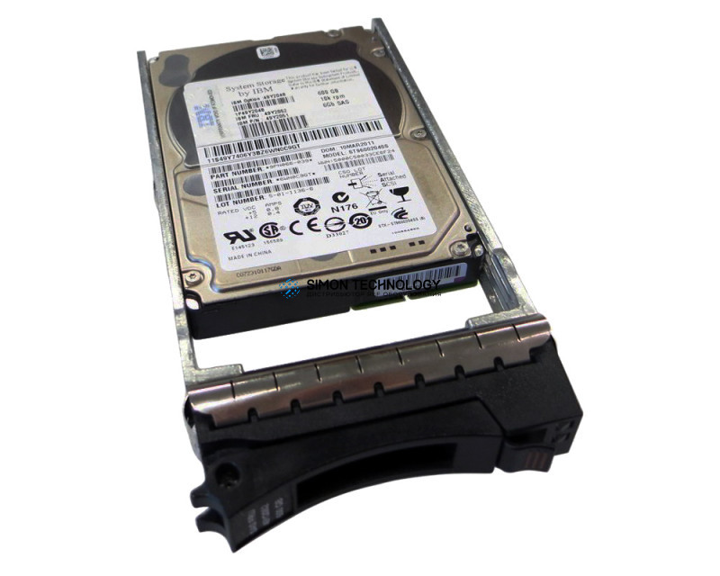 """IBM IBM 300GB 15Krpm 2.5"""" SAS (74Y6488)"""
