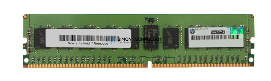 Оперативная память HPE Memory 8GB (1x8GB) Single Rank x4 DDR4-2133 (753220-B21)