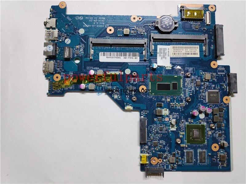 HPI MB DSC 820M i3-4005U 1G (777213-001)