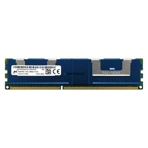 Оперативная память HPE 20000 32GB 4Rx4 PC3L-10600L memory DDR3 (782408-001)
