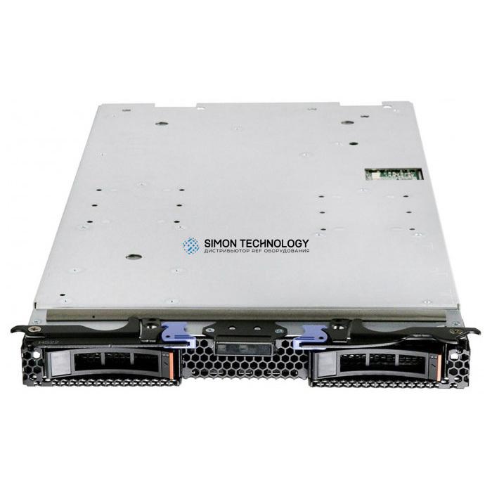 Сервер IBM SYSTEMX HS22 CTO 1X X5670 6C 2.93GHZ 6GB RAM (7870-H4G)