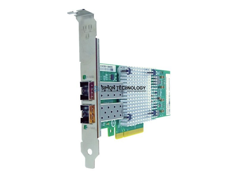 Контроллер HPE ETHERNET 10GB 2-PORT 557SFP+ ADAPTER - HIGH PROFILE BRKT (788995-B21-HP)