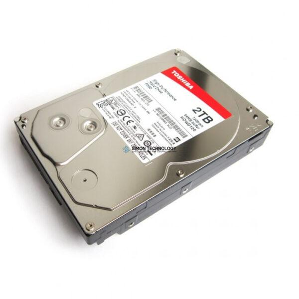 HPI HDD 2TB 5400rpm SATA RAW 95mm (792569-001)