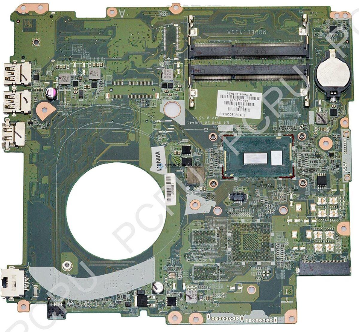 HPI MB UMA i5-5200U STD (793248-501)