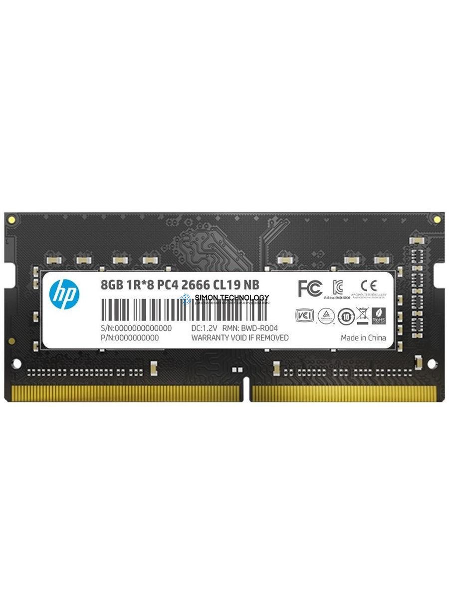 Оперативная память HP HP 8GB DDR4 2666MHz SoDIMM Memory (7EH98AA#ABB)