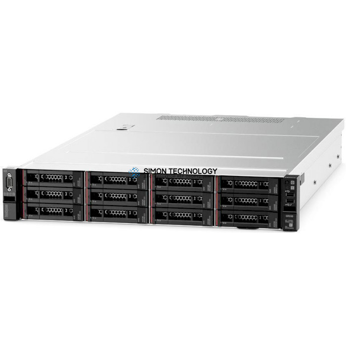 Сервер Lenovo ThinkSystem SR650 Configure To Order LFF (7X06-CTO-LFF)