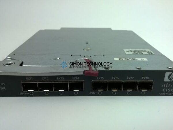 Коммутаторы HP HP Cisco MDS 9124E 24 Port Fabric Switch (800-28651)