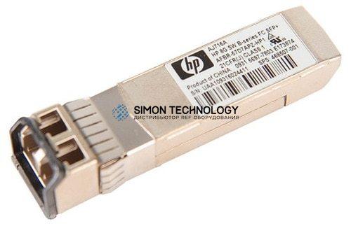 Трансивер SFP HPE B-SERIES 4x16 Gb FC QSFP (802510-001)