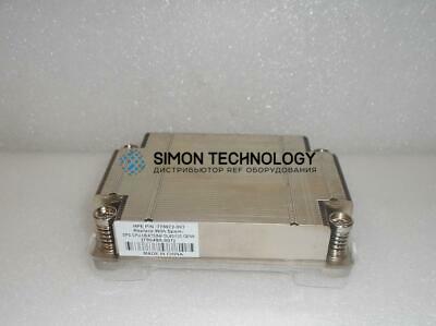 Радиатор HP PROLIANT DL60 / DL120 G9 HIGH PERFORMANCE HEATSINK (802626-001)