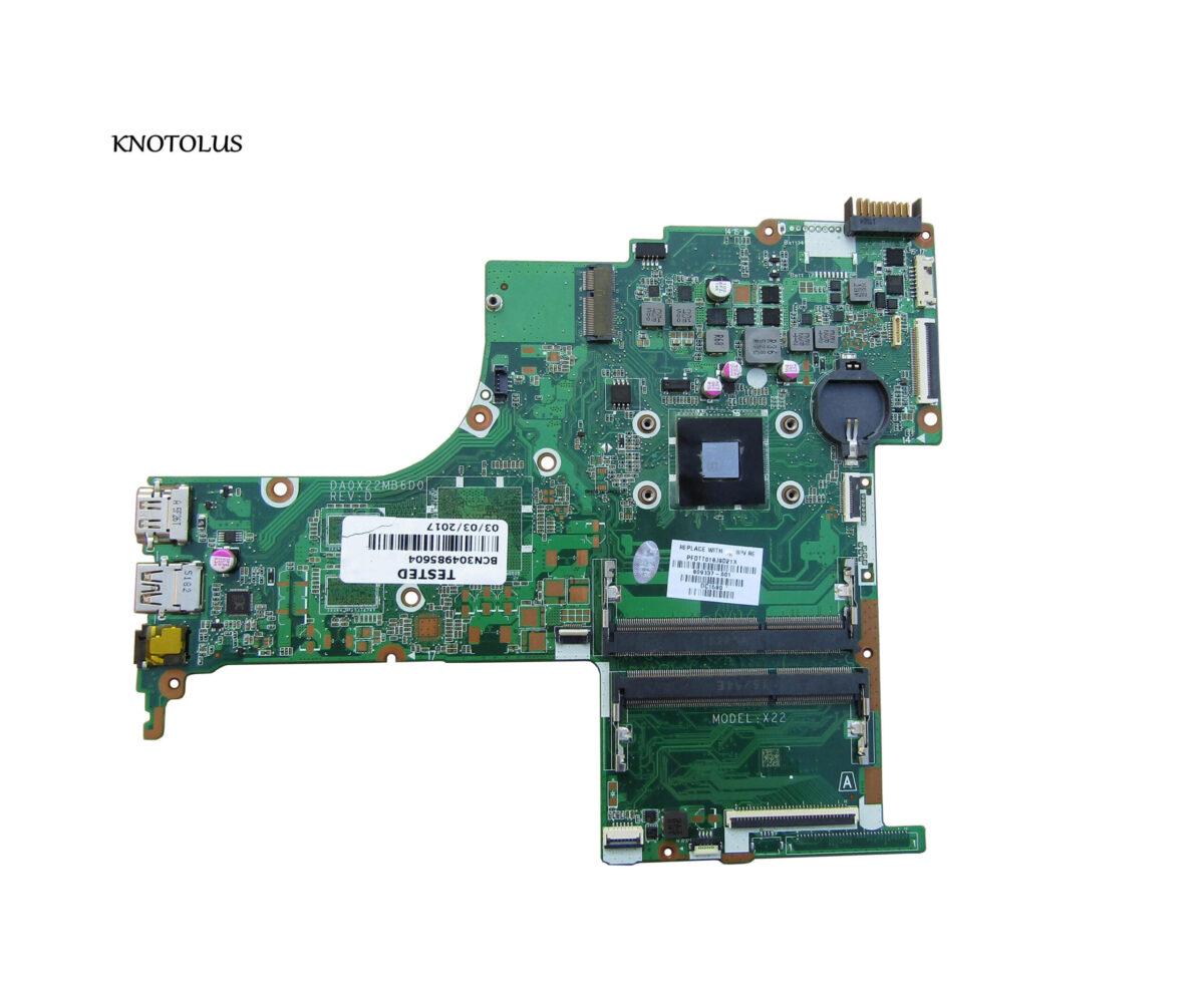 HPI MB UMA A8-7410 PRO (809337-601)
