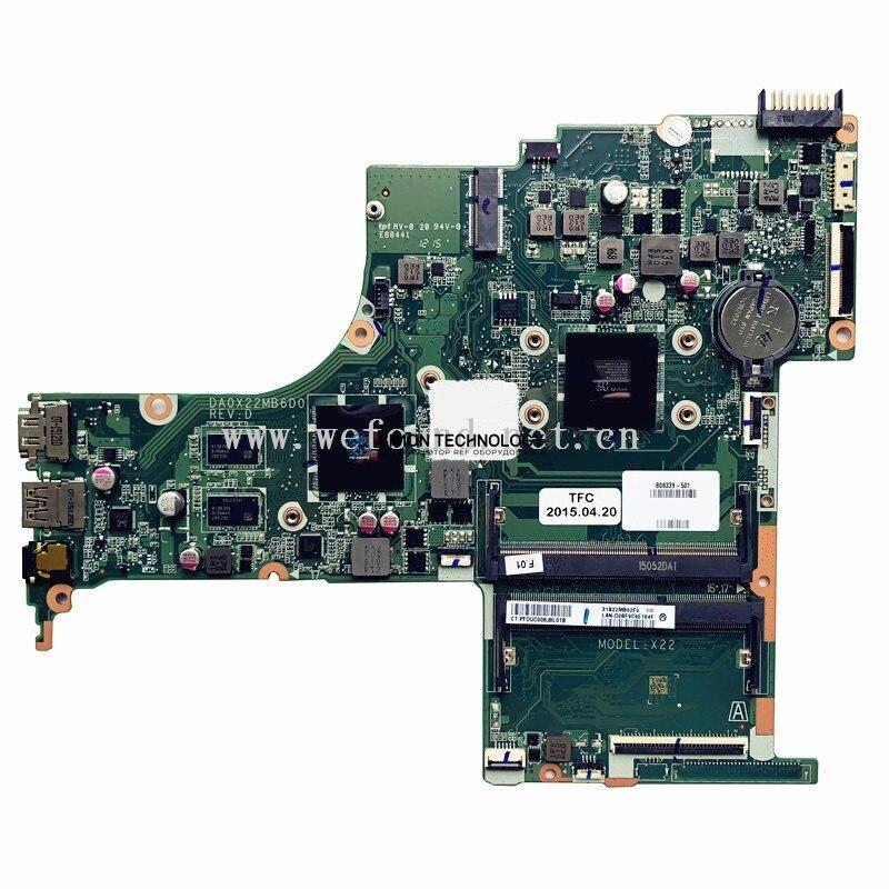 HPI MB DSC R7M360 2GB A6-6310 STD (809339-501)