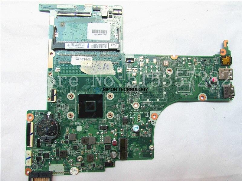 HPI MB UMA PENT N3700 PRO (819983-601)