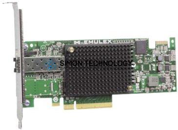 Контроллер Emulex LIGHTPULSE 16GB FC 1P PCI-E HBA - WITH LOW PROFILE BRKT (81Y1655-LP)