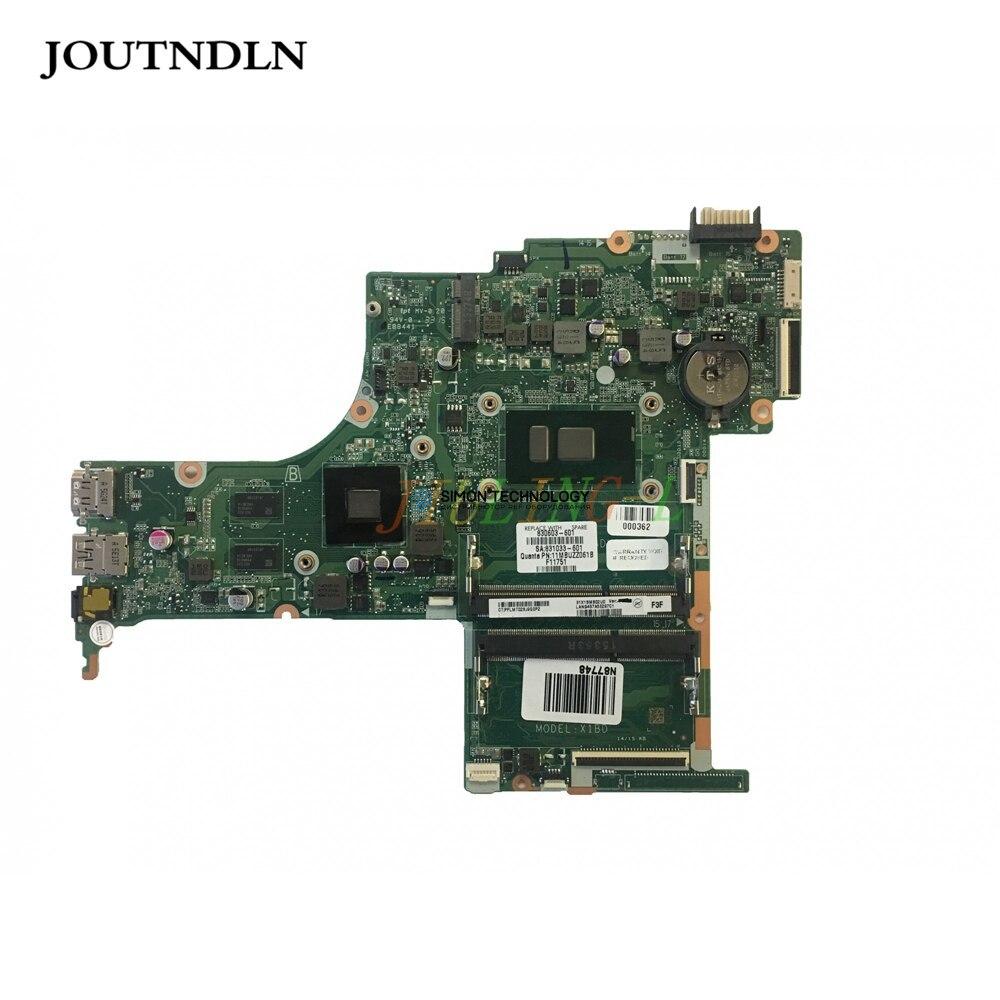 HPI MB DSC 940M 2GB i7-6500U WIN (830603-601)
