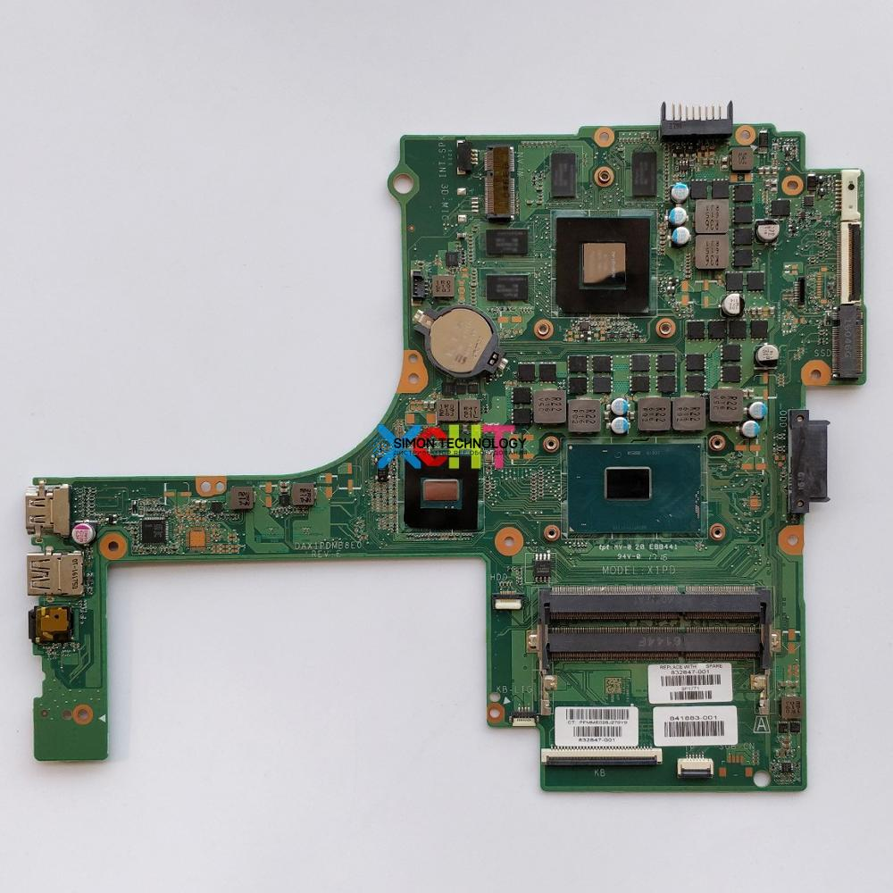 HPI MB DSC 950M 4GB i5-6300H WIN (832847-601)